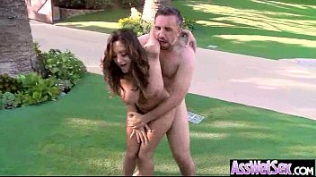 small girl gay and big Johnny castle drilling ass of juelz ventura