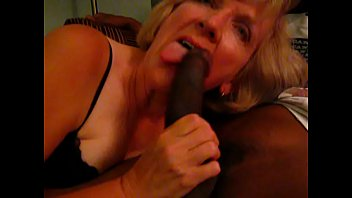 mature with blonde glasses Natural tits mile