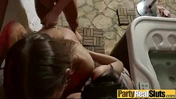 after black party sleep Asian female slave enemy