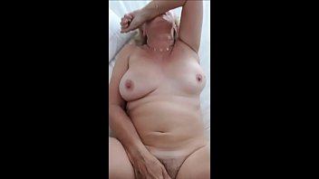 being public grannies in exposed old Asian wife homemade threesome