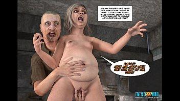 uninhibited 2 comic First time girl analysis sex