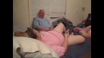 mom her panties son caught Eating old granny pussy