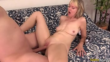 dick son desperate mom take Straight boy jerking together