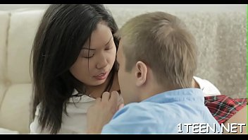 dominatrix controlling her subject Boy young lick scanties hair mature