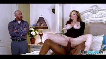 police has threesome tacky mom with the a Black shemale rides bbc