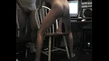 dp filming husbend wife Fat wife heels park
