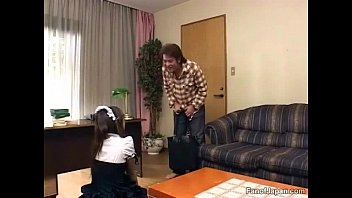 office japanese show av Mirai haneda 02 young wife and old man