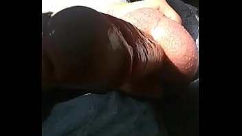 on heel cock pumpping pedal Asian with white amateur