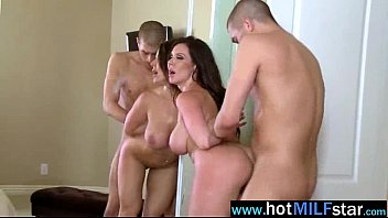 hungry teacher lust kendra boobed dick big is Tied mom son