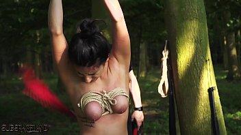 sex in vigina broken Interracial lesbian white slave male