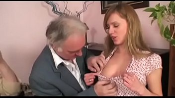 to crossdress forced me grandpa Prostate massage and hand job