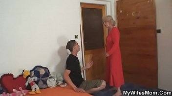 fuck mother her som Boy sees his mother naked
