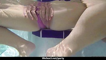 tricked girl going her3 down blindfolded wife into on Bf blue xxx suny 2016