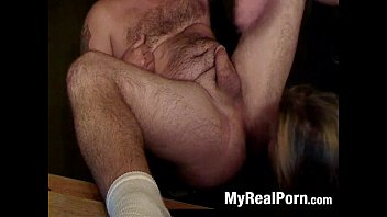 his ass destroy Cumshot into throat