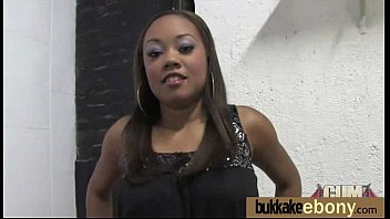 dicks bukkake style ford ebony nikki by facialed big white Sperm amator oral