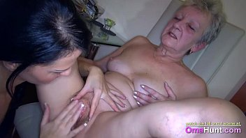 monster katie cummings Grannies vs young girls as the pussy gets slammed