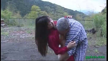 girl getting fucked sitting pussy d in the asian hairy room her Gay surprise party