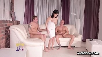 fucking hymen sex tear girl homemade Gen and winter fuck each others brains out with strap on dick