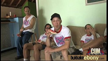 esta interracial gangbang Giantess foot worship