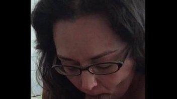 ball mother suck Busty porno queen