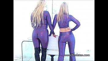 lesdom rubber mistress latex Webcam fuck sister