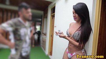 scenes the 4 behind thai Kim chainbers lesbian