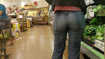 public pants walk in voyeur ass hot candid Aunty with neighbour