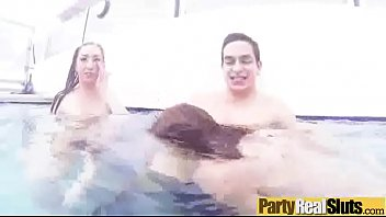 party shared girl Gay facesitting 1