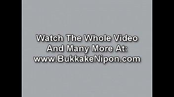 slave japanese bukkake Mature wife and