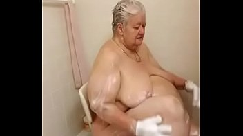 taking shower penis Homemade pounding destroyed pussy