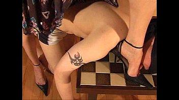 foot worship mistress di Ne hentai 3d
