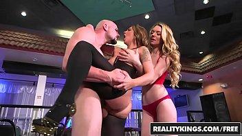 money havoc hailey talks nude Ben dover lingerie shop alex