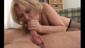 ugly old sex 90 having granny Daria glower is a cute brunette house maid and w4
