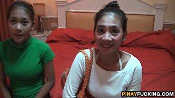 singapore filipina girl in bar Sally acorn videos