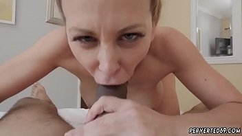 strapon on riding beefy of massive vehement a dude Forced femdom cumeat