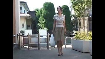 milf pantyhoses japaneses Caught son wanking help
