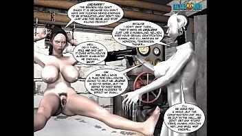 comic uninhibited 2 Sinn sage lily labeau whippedass