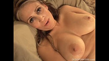 fucks man busty blonde her well hung cougar Small son and mom