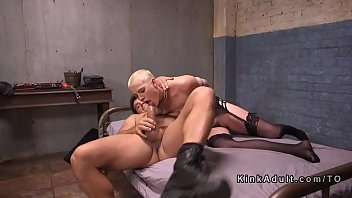 haired skank short Fat hubby fuck my face