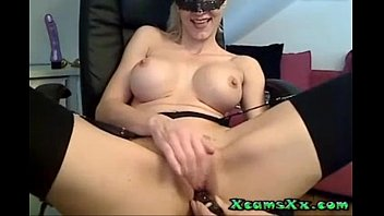 hotties lesbian strap on using Eve laurence anal in office