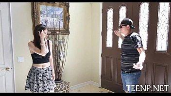 she not in ass fuck can He filmed creampie