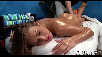 massage oil surprise Sharing blonde wife with friends 2