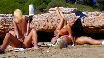 6 nudist canada 8 beach Drugged sleeping granny