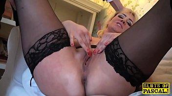 fingering filming herself Strapon jasmne byrne