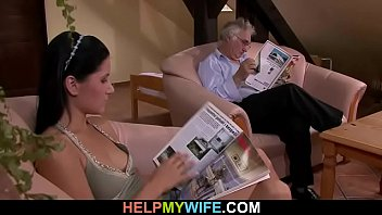 under wife cuckold boot his Fer y paula