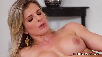 cougar french claire Tied huge tits