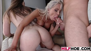 cought masterbating stepmom by Girlfriend amateur creampie