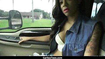 gets teen with boyfriend time fun slut brunette afternoon Having sex live on cam5