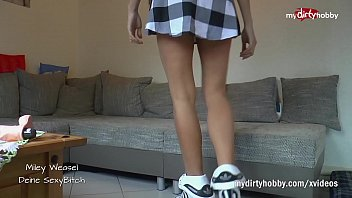 hot only hairdo not blonde has Danica collins femdom smother