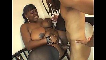 1 girl black men 3 on Gerade mal 18 vol12